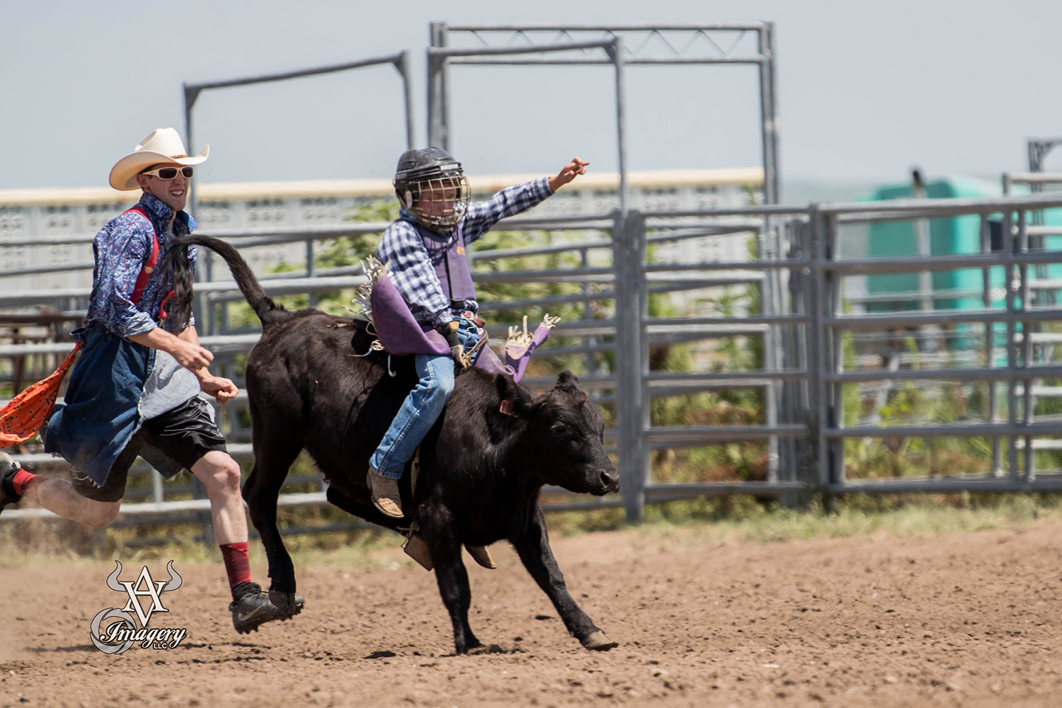 __ Calf Riding - Hayes